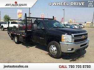 2013 Chevrolet Silverado 3500HD Dually 12 Ft Deck! Tow Package!