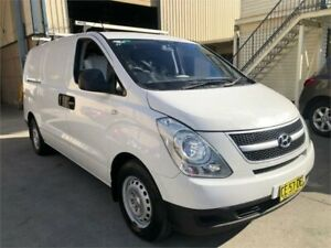 2015 Hyundai iLOAD TQ2-V MY15 White Automatic Van Greystanes Parramatta Area Preview