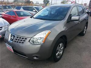 2008 Nissan Rogue S  / AWD / Only 123k !!! CLEAN CARPROOF !!!