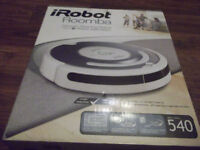 New iRobot roomba robotic vacuum cleaner