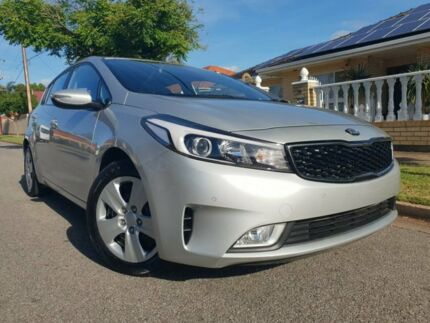 2018 Kia Cerato YD MY18 S Silver 6 Speed Sports Automatic Hatchback Medindie Walkerville Area Preview