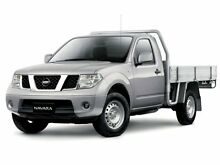 2015 Nissan Navara D40 MY13 RX (4x4) 6 Speed Manual Cab Chassis Australia Australia Preview