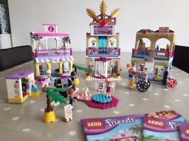 Lego Friends Shopping Mall 41058