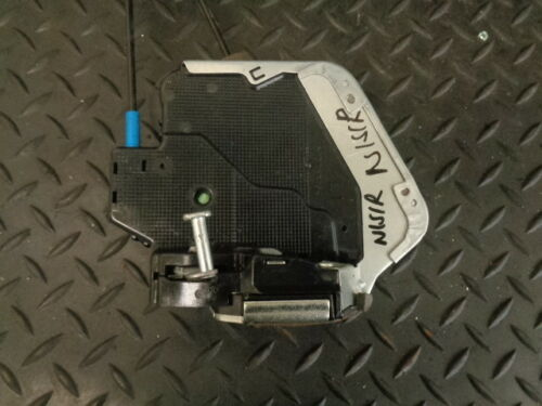 2008 LEXUS IS 220d 4DR SALOON PASSENGER SIDE REAR DOOR LOCK CATCH
