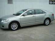 2010 Toyota Camry ACV40R MY10 Altise Sakana Silver 5 Speed Automatic Sedan West Footscray Maribyrnong Area Preview