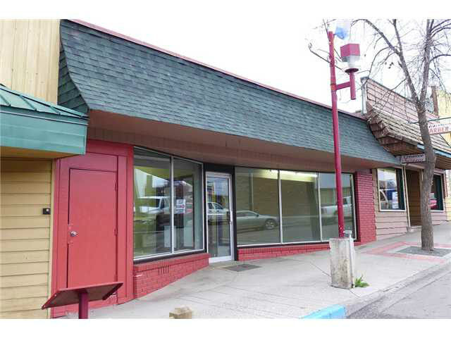 Commercial/Retail Property on Oliver Street, Williams Lake - 48 Oliver Street