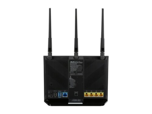 ASUS RT-AC68P Wireless-AC1900 Dual Band Gigabit Router IEEE