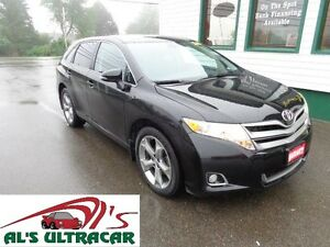 2016 Toyota Venza V6 AWD only $219 bi-weekly all in!