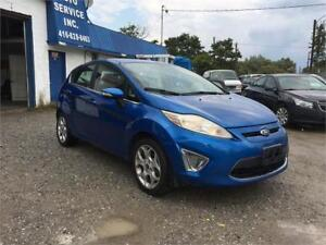 2011 FORD FIESTA FULLY LOADED FOR SALE