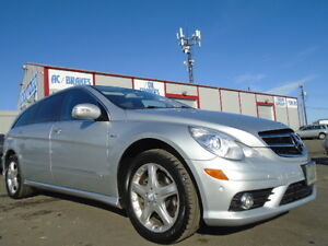 2010 MERCEDES-BENZ R-350 BLUETEC-3.0 TURBO DIESEL-NAVI-AMAZING