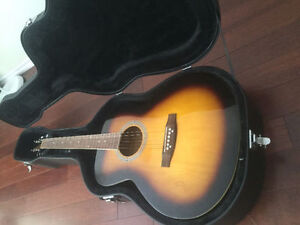 Brand New Guitar coming with tone tuning and leather box. Edmonton Edmonton Area image 1