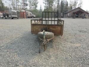 PRE-OWNED 5' x 10' UTILITY