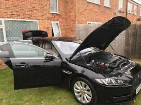 2017 Jaguar XE Portfolio