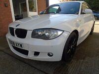 BMW 118D M SPORT 3 DOOR 2008
