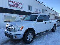 2009 Ford F-150 XLT Super Crew Sale priced only $7950!!! Red Deer Alberta Preview