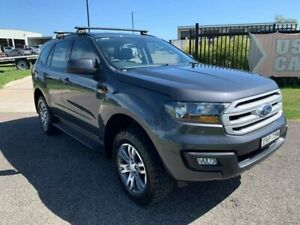 2016 Ford Everest UA Ambiente Grey 6 Speed Sports Automatic SUV Singleton Singleton Area Preview