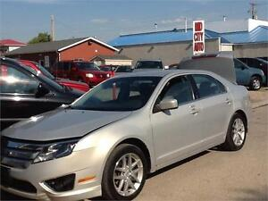 2010 Ford Fusion SEL $4995 MIDCITY 1831 SASK AVE