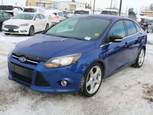 2012 Ford Focus TITANIUM, 400A, 2.0L, FWD, SYNC, NAV, HEATED FRO