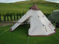 TEEPEE TENT FOR SALE £20