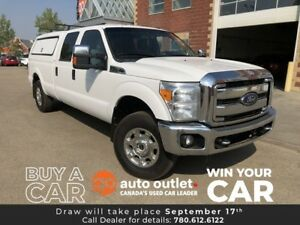 2015 Ford Super Duty F-250 SRW XLT 4x4 SD Crew Cab 172.0 in. WB