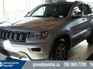 2017 Jeep Grand Cherokee LIMITED-LEATHER HEATED SEATS CAMERA & M