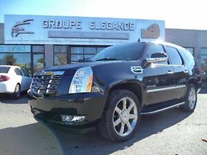 2013 Cadillac Escalade Hybrid--AWD-DVD-NAVI-TOIT