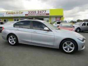 2012 BMW 328i F30 Silver 8 Speed Sports Automatic Sedan Kedron Brisbane North East Preview