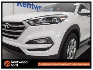2017 Hyundai Tucson SE with back up cam and heated seats. It has