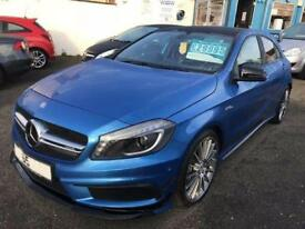 2015 Mercedes Benz A Class A45 4Matic 5dr Auto 5 door Hatchback