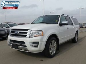 2015 Ford Expedition PLATINUM Max