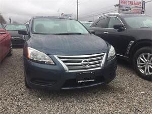 2015 Nissan Sentra |57K|IMMACULATE CONDITION|