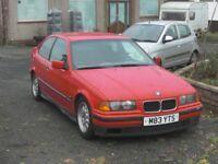 classic bmw 318 ti compact