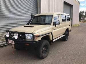2010 Toyota Landcruiser Troopy V8 Manual Diesel Wagon Alice Springs Alice Springs Area Preview