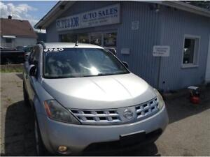 2003 Nissan Murano Fully Certified!