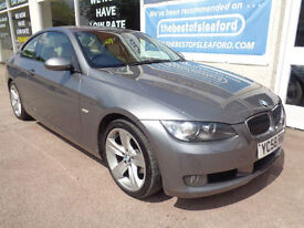 BMW 320 2.0TD 2008 d SE F/S/H £3750 added extras P/X