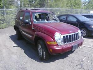 parting out 2006 jeep liberty diesel