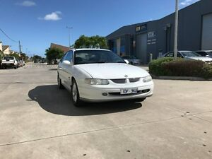 1999 Holden Calais VT White 4 Speed Automatic Sedan Newport Hobsons Bay Area Preview