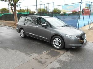 2009 Honda Odyssey 4th Gen MY09 Silver 5 Speed Sports Automatic Wagon Somerton Park Holdfast Bay Preview