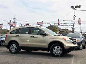 2009 Honda CR-V LX/AUTO/4X4/AC/4CYL/CRUISE/AUX/GROUP ELECT!!!!!