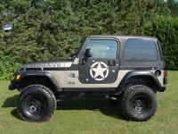 2003 Jeep TJ VUS