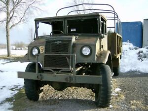 1944 Military CMP Army Truck