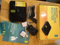 EE wireless router- new, unused