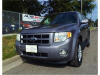 2008 FORD ESCAPE LIMITED AWD*VERY CLEAN**LEATHER SUNROOF & MORE!