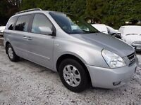 Kia Sedona 2.9 CRDi LS Auto 7 Seater, Its Diesel, 7 Seats, Automatic, Absolutely Superb Throughout