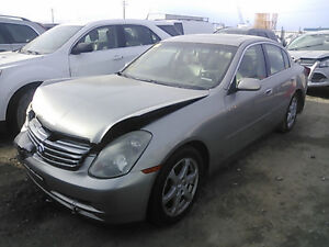 2003 inifinity g35 parts