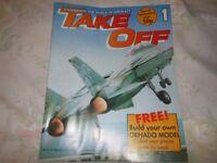 """Take Off"" Magazines"