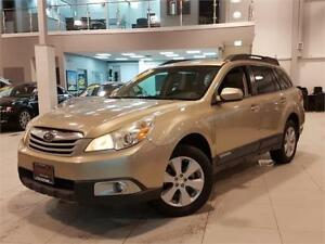 2010 Subaru Outback AWD-FULL OPTIONS