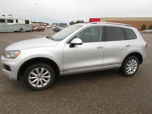 2013 VW Touareg 3.6L Highline 4Motion