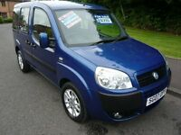 2007 Fiat Doblo 1.9 Dynamic Multijet MPV 5dr Diesel Manual