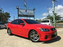 2011 Holden Commodore VE II MY12 SS Red 6 Speed Semi Auto Sedan Southport Gold Coast City Preview